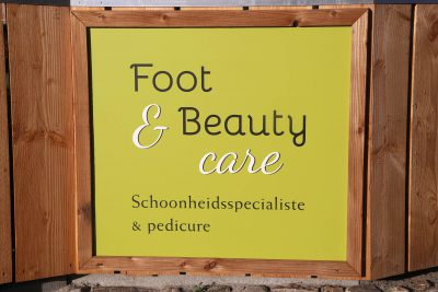 Schoonheidssalon en Pedicure Foot & Beauty care