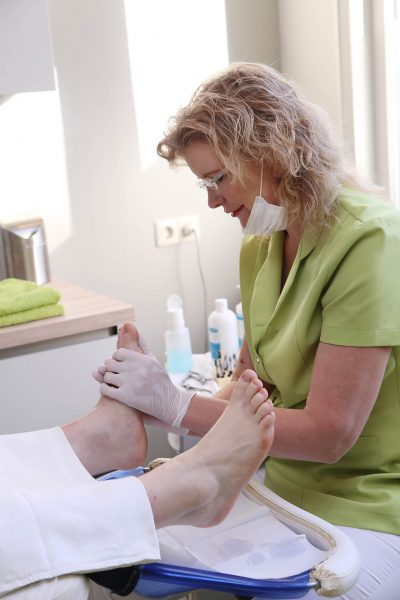 Pedicure voetverzorging Foot and Beauty care